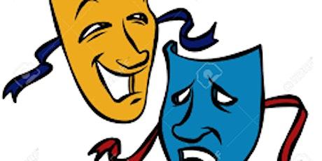 Online Drama Workshops tickets