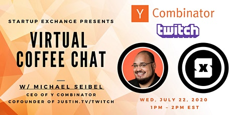 Coffee Chat with Michael Seibel CEO of Y Combinator tickets