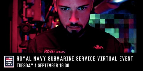 Royal Navy Submarine Service Virtual Event tickets