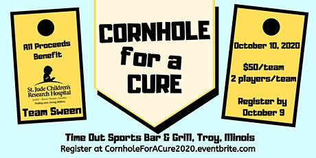 Cornhole for a Cure 2020 tickets