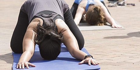 Truly Tuesdays: Outdoor Yoga at The Wharf tickets