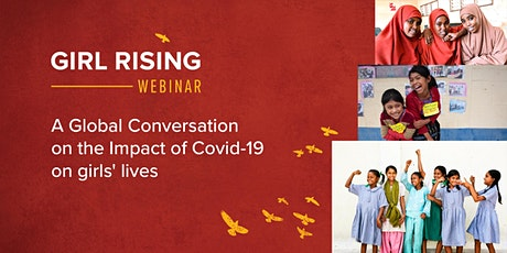A Global Conversation on the Impact of COVID19 on Girls' Lives tickets