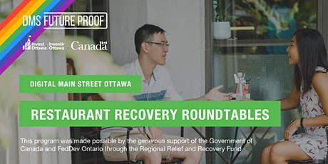 Recovering from COVID-19 - Restaurant Roundtables tickets