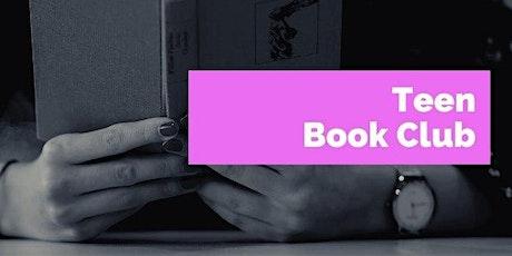 Virtual Teen Book Club tickets