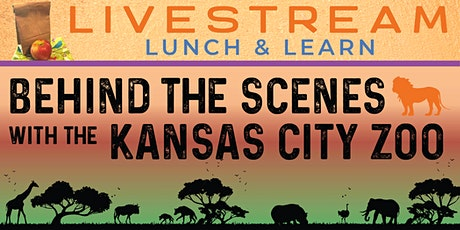 Science Matters Lunch & Learn: Behind the Scenes with the Kansas City Zoo tickets