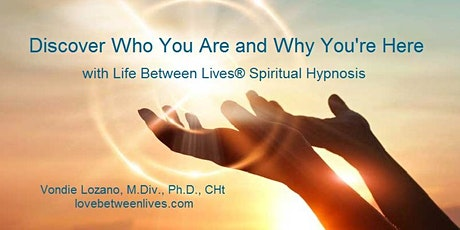 [FREE ZOOM EVENT] Your Soul's Purpose for This Life & All Your Lives tickets