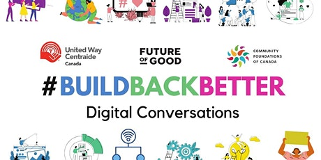 #BuildBackBetter: Digital Conversations tickets