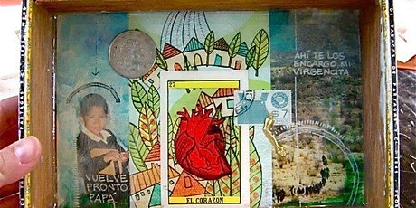 Community Shrine Workshop with Artist Charlotte Reed tickets