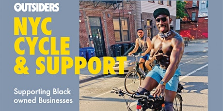 NYC Cycle & Support Black Owned Businesses tickets