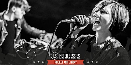 Pocket Knife Army | 1,5 Meter Sessie | Avond tickets
