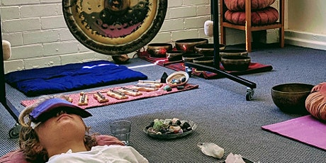 Gong Sound Bath with Reiki Healing  _ Small Group  Session tickets