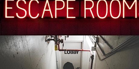 Virtual Escape Room Competition tickets