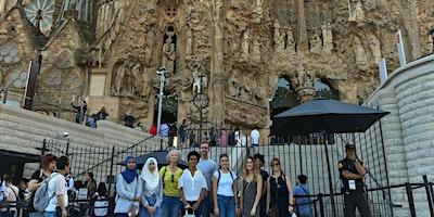 Walking tour por el barrio de Sagrada Familia