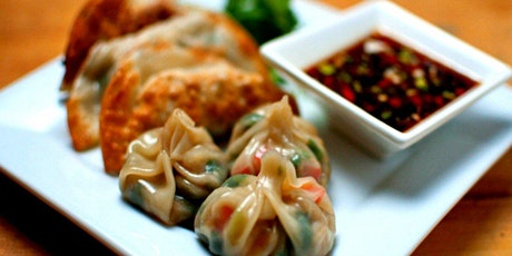 Date Night: Dumplings Cooking Class (Wine Served/BYO) | LCF Cooking Classes tickets