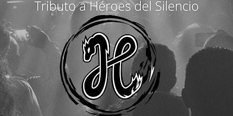 HÉROE DE LEYENDA. Tributo a Héroes del Silencio en Fuengirola entradas