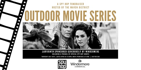 Maven + Spy Hop Outdoor Movie Series: July 16 tickets