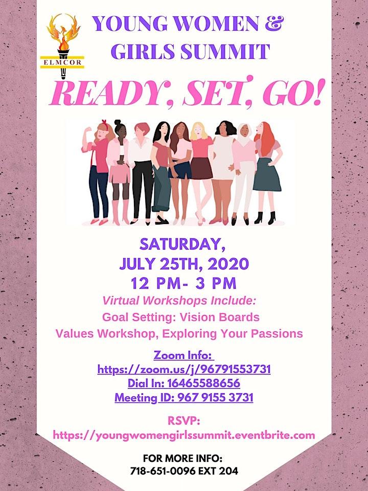 Young Women & Girls Summit image