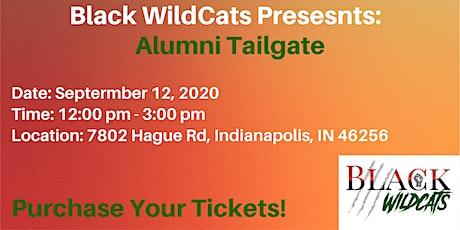 Black Wild Cat Alumni Tailgate tickets