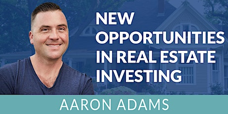 New Opportunities in Real Estate Investing  Livestream 07.25.2020 tickets