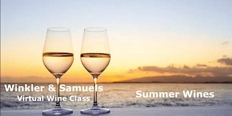 Summer Wines tickets