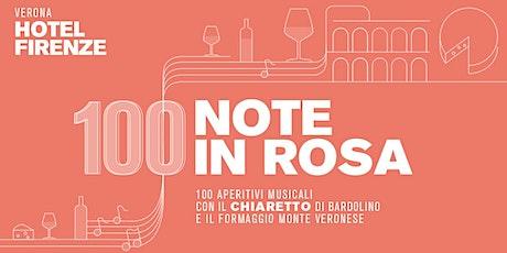 #100noteinrosa all'hotel firenze biglietti