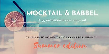 Mocktail & Babbel tickets