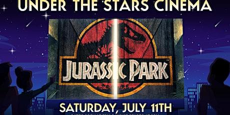 The Pavilion Presents... Under the Stars Cinema - Jurassic Park tickets