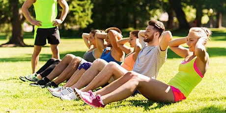 Charity Out Door Fitness Boot camp tickets