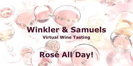 Rosé all Day! tickets