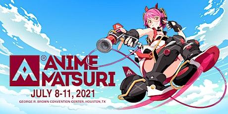 Anime Matsuri 2021 tickets