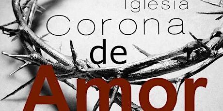 Servicio Dominical: Iglesia Corona de Amor tickets