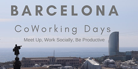 Barcelona CoWorking Days At Cloudworks entradas