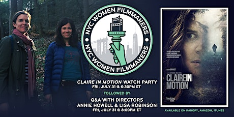 Filmmaker Fridays with Annie Howell & Lisa Robinson! tickets