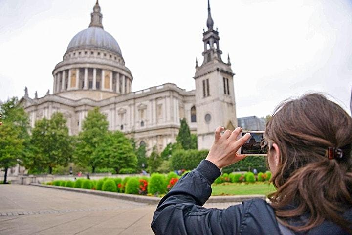 Photography City Tour in London image