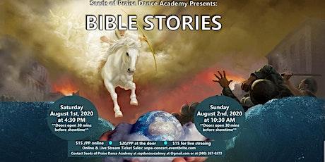 Bible Stories tickets
