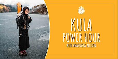 Kula Power Hour tickets