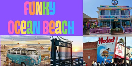 Funky Ocean Beach tickets