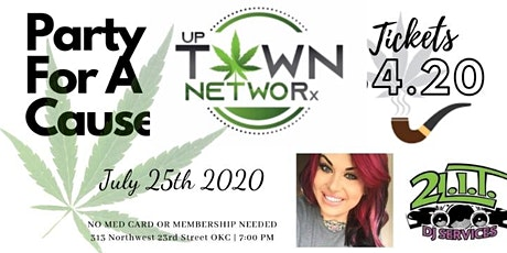 Uptown NetwoRx - July Gathering - Supporting Sabrina The Insurance Lady tickets