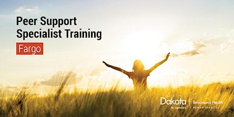 Peer Support Specialist Training in Fargo tickets