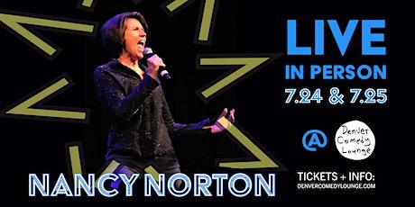Nancy Norton tickets