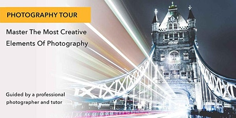 Night Photography Tour in London tickets