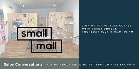 Conversation with  Casey Droege of Small Mall tickets