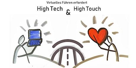 Virtuelles Führen - Interaktives Online Training in 2 Teilen Tickets