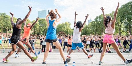 Healthworks Group Outdoors: Zumba at Healthworks Chestnut Hill tickets