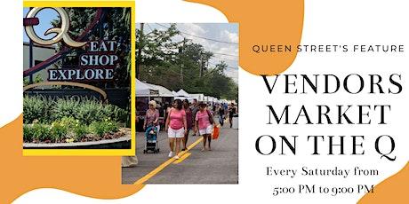 Queen Street Vendors Market tickets