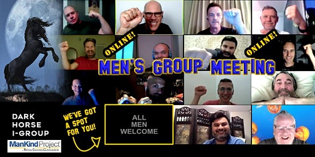 Dark Horse Men's Group Meeting July 15 tickets