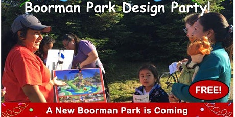 Boorman Park Design Party tickets