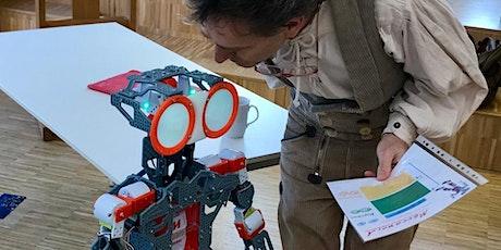 Mobiles digitales Labor: Robotik für Theatermenschen Tickets