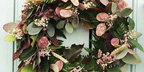 Autumnal Moss Based Wreath tickets