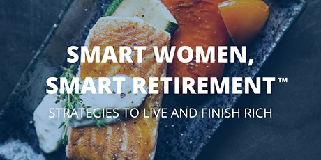Smart Women, Smart Retirement tickets